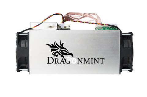 Halong Miner DragonMint X1 (124 kh/s) - Crypto Drilling