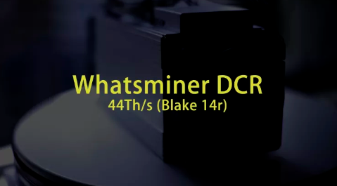 MicroBT Whatsminer D1 [PSU Included]