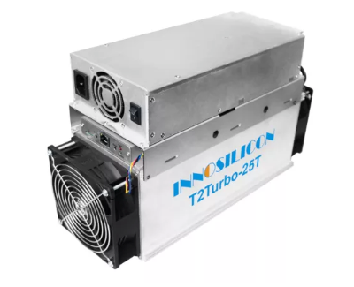 Innosilicon T2 Turbo 25T (PSU Included)