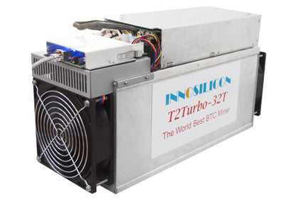 Innosilicon T2 Turbo+ 32T (PSU Included)
