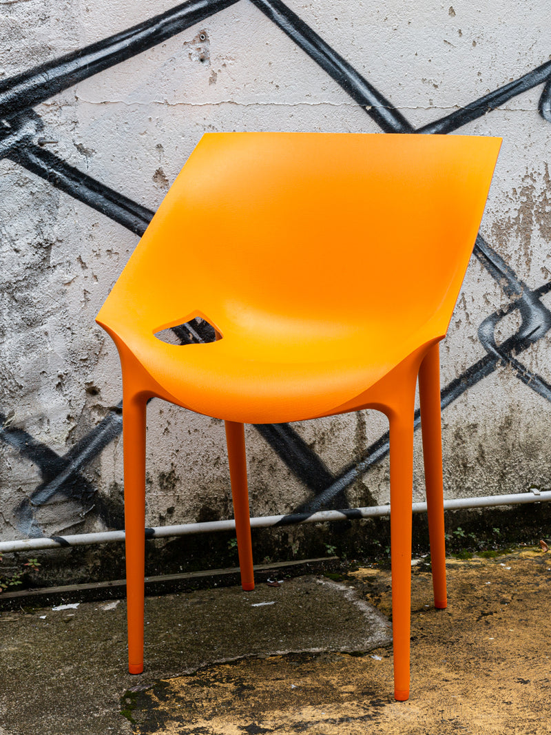 Fauteuil I Dr Yes Orange