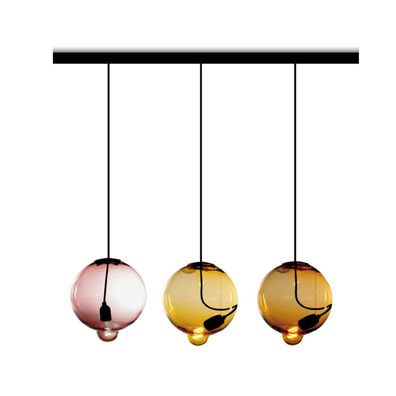 Suspension 3 diffuseurs, Meltdown - octantdesign.com