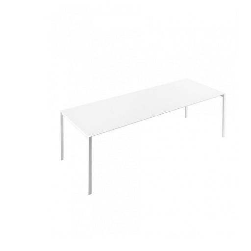 Table longue fixe aluminium, Thin-K