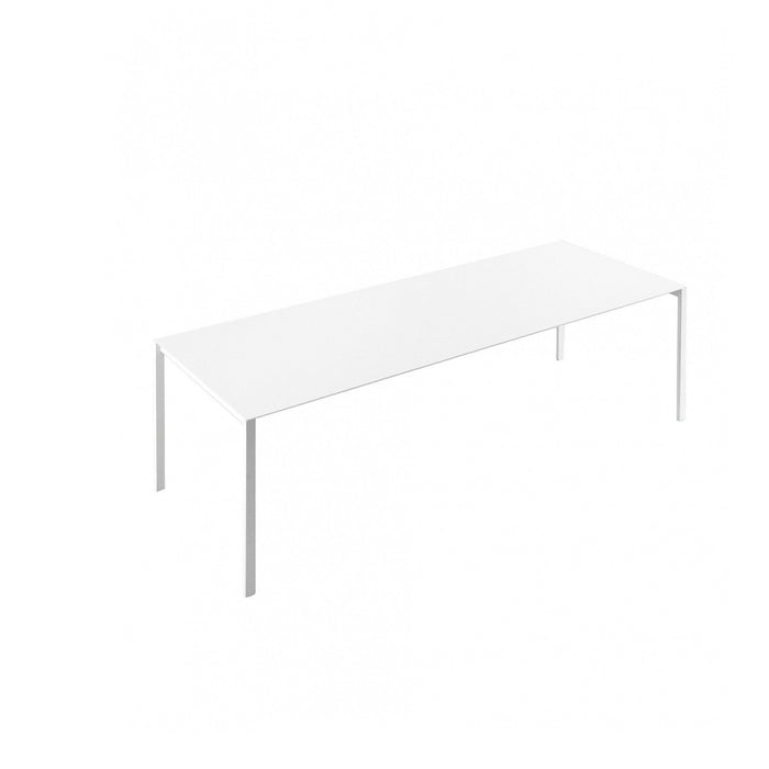 Table longue fixe aluminium, Thin-K - octantdesign.com