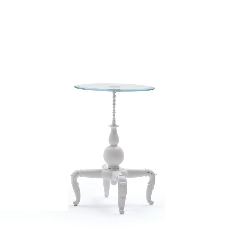 Table basse transparente, New Antiques - octantdesign.com