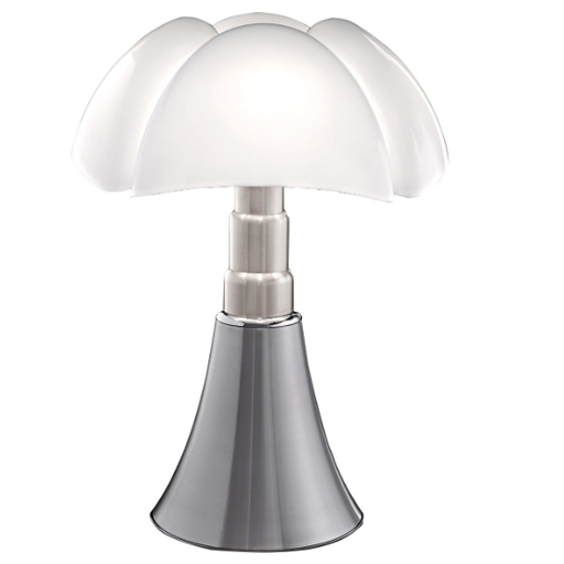Lampe de table réglable H66-86, Pipistrello - octantdesign.com