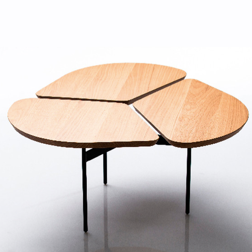 Table Miss Trèfle - octantdesign.com