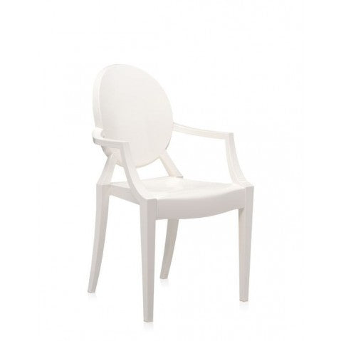 Fauteuil, Louis Ghost - octantdesign.com