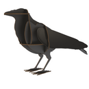 Décoration, Ravens - octantdesign.com