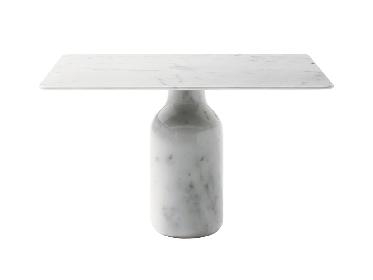 Table de repas plateau carré, Bottle - octantdesign.com