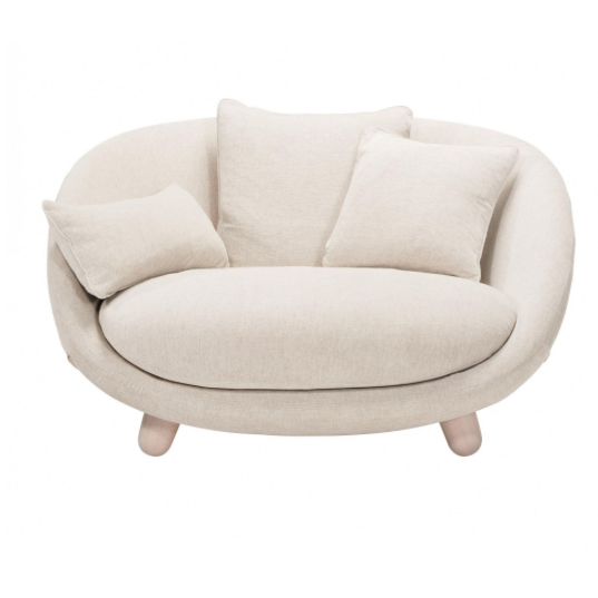 Grand fauteuil 2 places, Love sofa