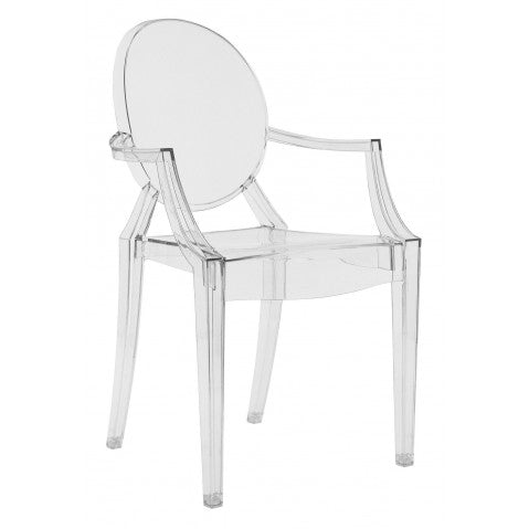 Fauteuil I Louis Ghost