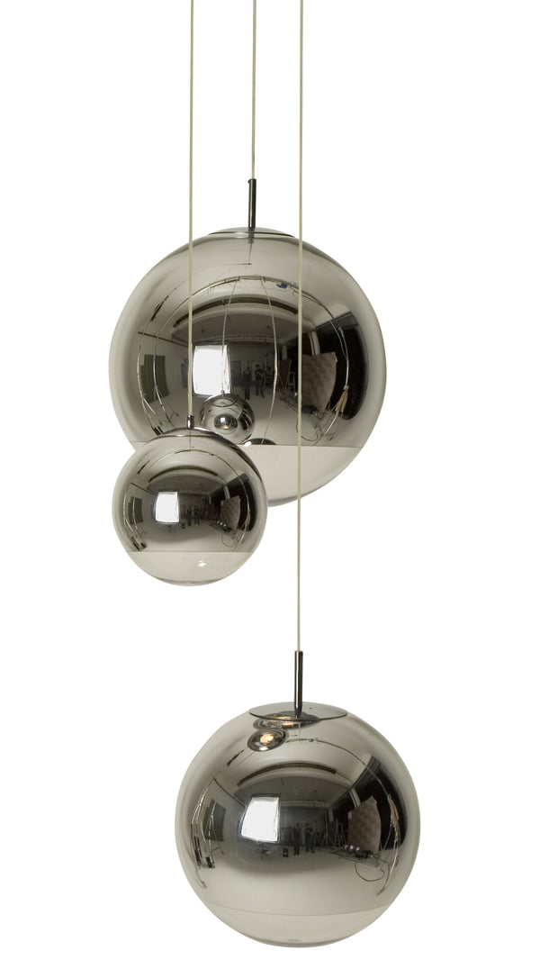 Suspension Mirror Ball Large / Ø 50 cm