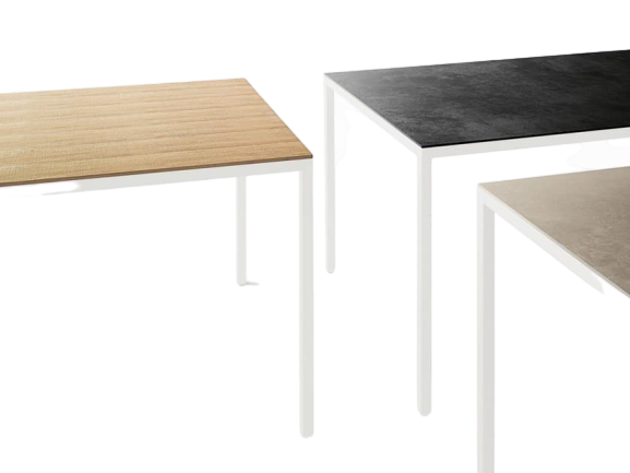 Table/Bureau Plateau Bois I Helsinki 30 Home
