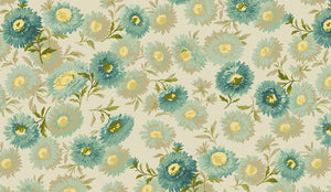 Collection SEQUOIA Edyta Sitar 8751E Daisies Granite