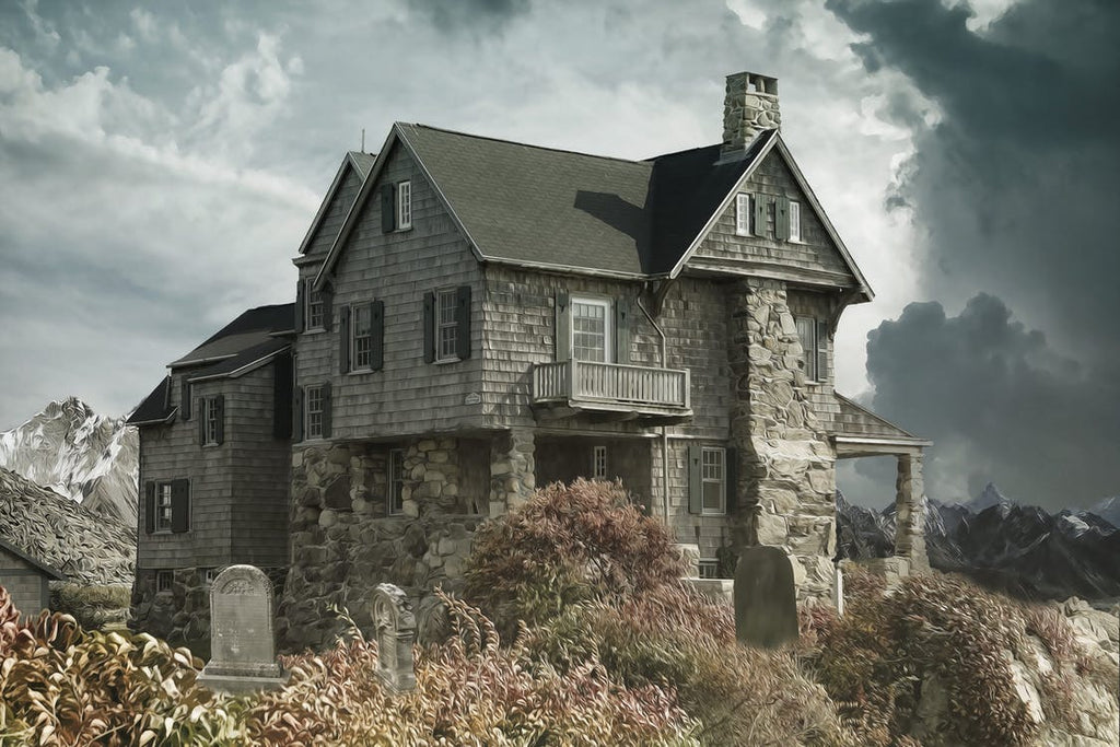 Full Contact Of Haunted Houses That Makes You Scared