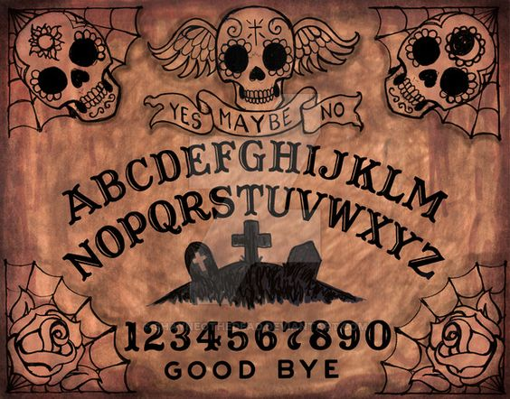 Rules And Tips On How To Use An Ouija Board Safely