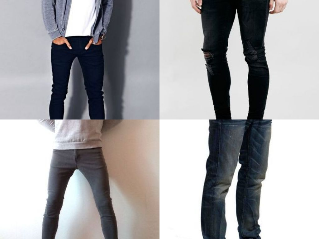 Key Style Rules On How Can Men Wear Skinny Jeans