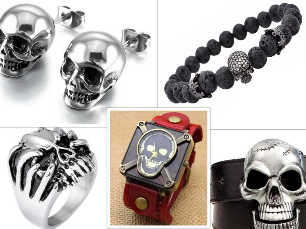 Cool And Stylish Mens Biker Jewelry For Every Occasion