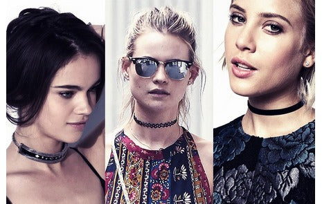 How To Style Chokers Perfectly