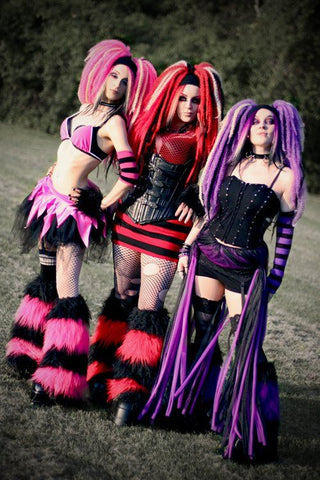 What is cyber goth
