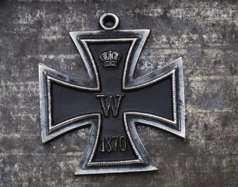 Iron Cross Tattoo