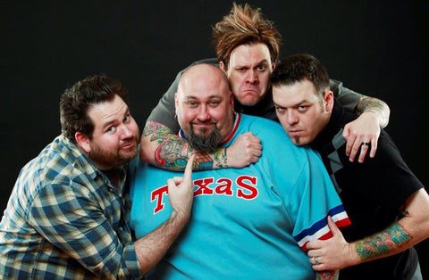 Bowling for Soup- Worst rock band formed in 1994