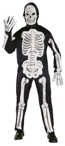 Skull Skeleton clothing - Do It Yourself Scary Costumes