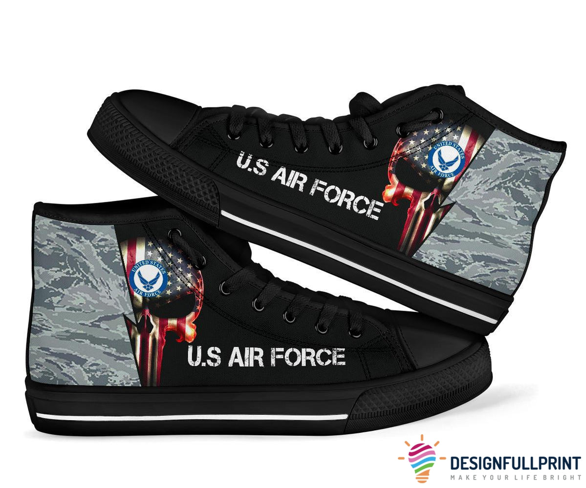 US Air Force High Top Shoes