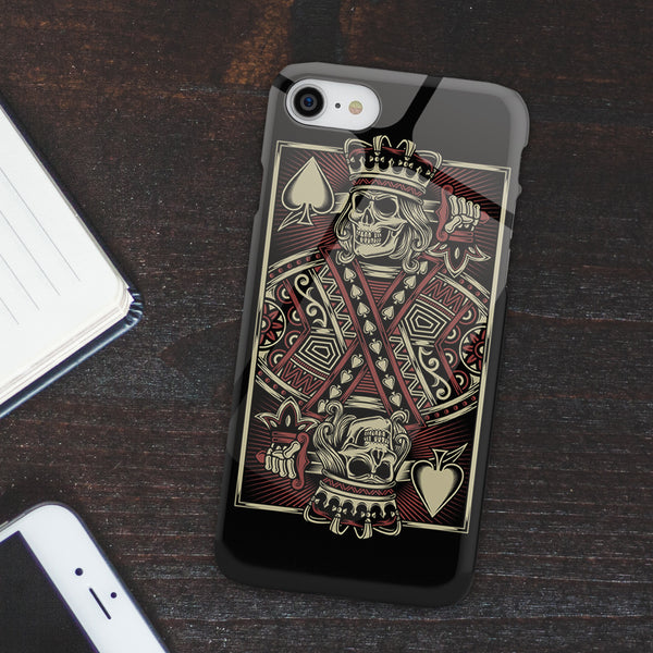 Skull King Phone Case