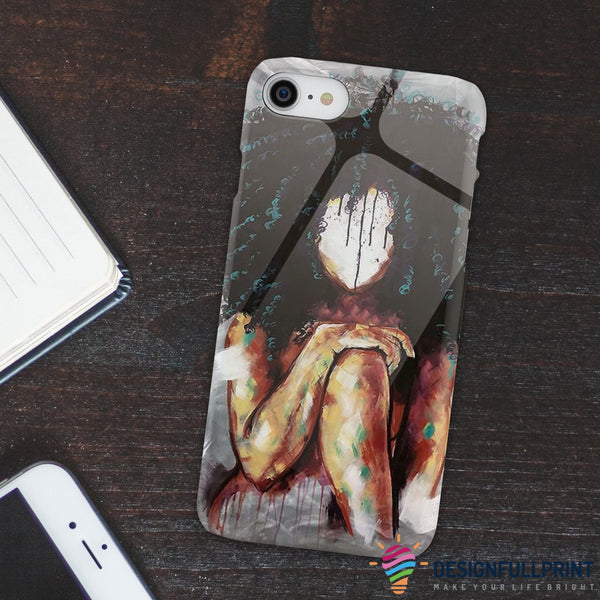 Blackwomen Love Phone Case