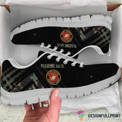 Marine Girl Wife Sneaker
