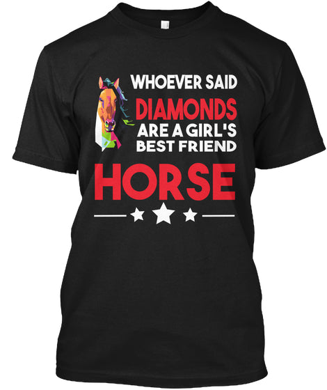 Horse T Shirts With Sayings Ultra Cotton Shirt
