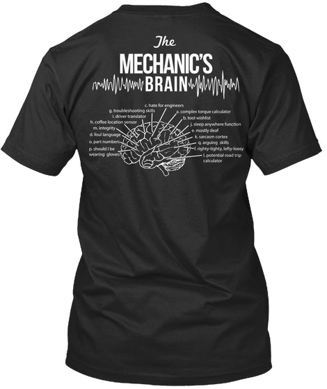 Why Mechanics Hate Engineers Ultra Cotton Shirt