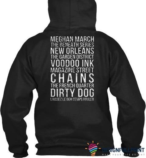 Meghan March Beneath Series Ultra Cotton T-Shirt