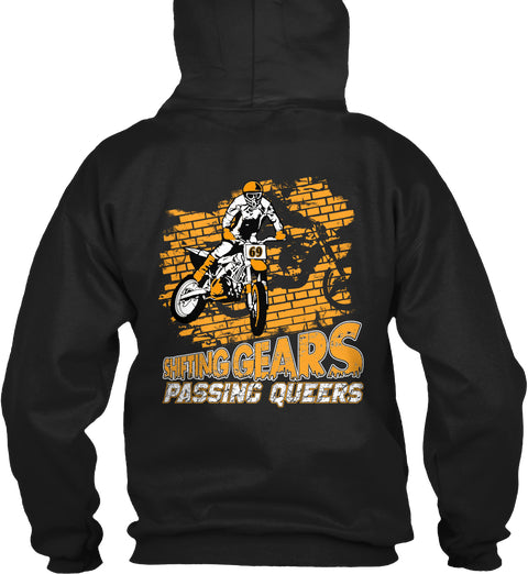 Shifting Gears And Passing Queers Ultra Cotton Shirt