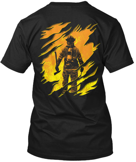 Firefighter T Shirt Designs Ultra Cotton Shirt