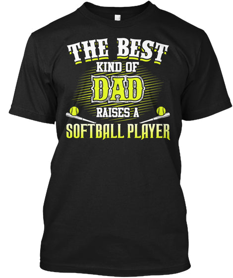 Best Softball Dad T Shirts Ultra Cotton Shirt