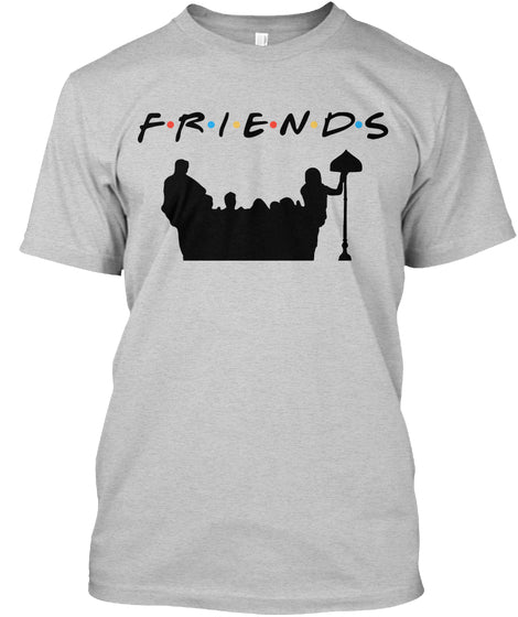 Friends Tv Show Sweater Ultra Cotton Shirt