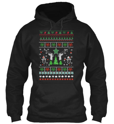 Ugly Christmas Sweaters With Guns Ultra Cotton Shirt