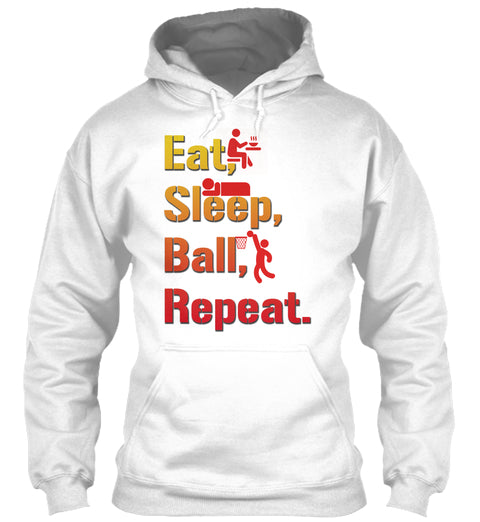 Eat Sleep Ball Shirts Ultra Cotton Shirt