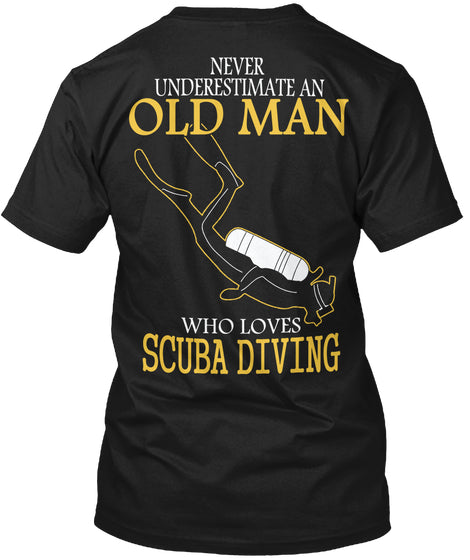 Scuba Diving T Shirts Ultra Cotton Shirt