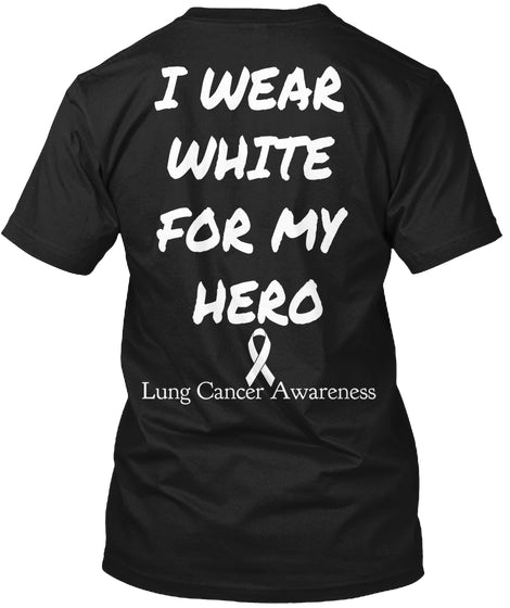 Lung Cancer Awareness Shirts Ultra Cotton Shirt