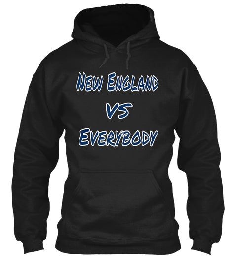 New England Vs Everybody Ultra Cotton Shirt