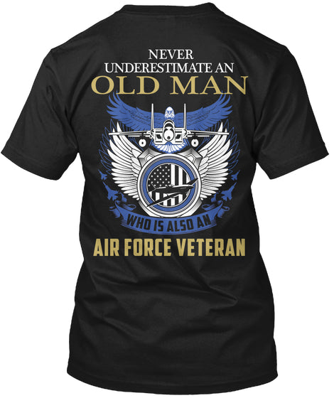 Us Air Force T Shirt Ultra Cotton Shirt
