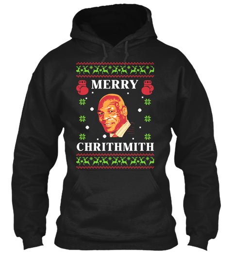 Mike Tyson Ugly Sweater Ultra Cotton Shirt