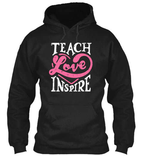 Teach Love Inspire Shirt Ultra Cotton Shirt