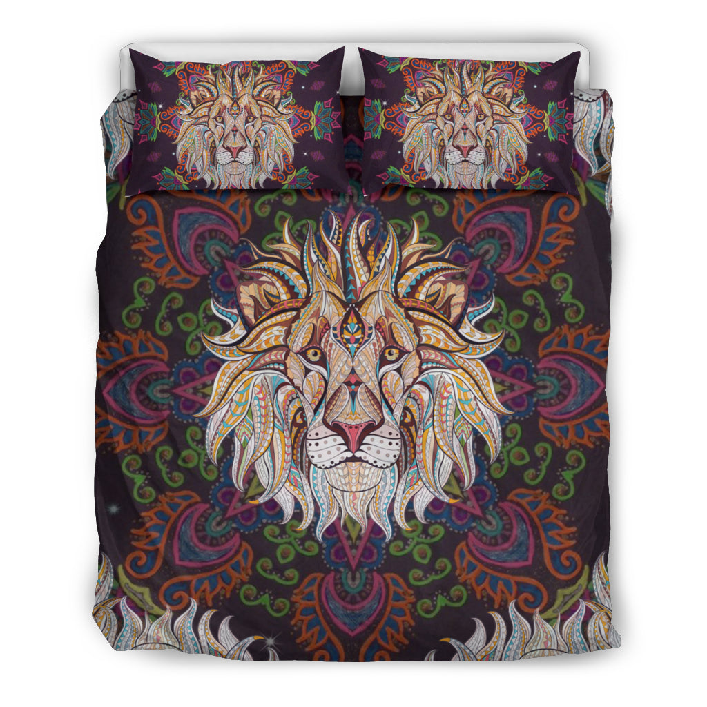 Mandala Bedding Set 01 (Duvet Cover and Pillowcases)