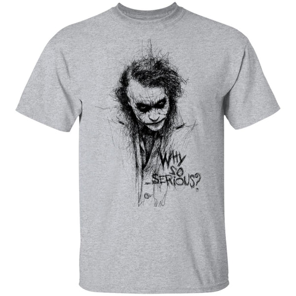 Why So Serious Shirt Ultra Cotton Shirt