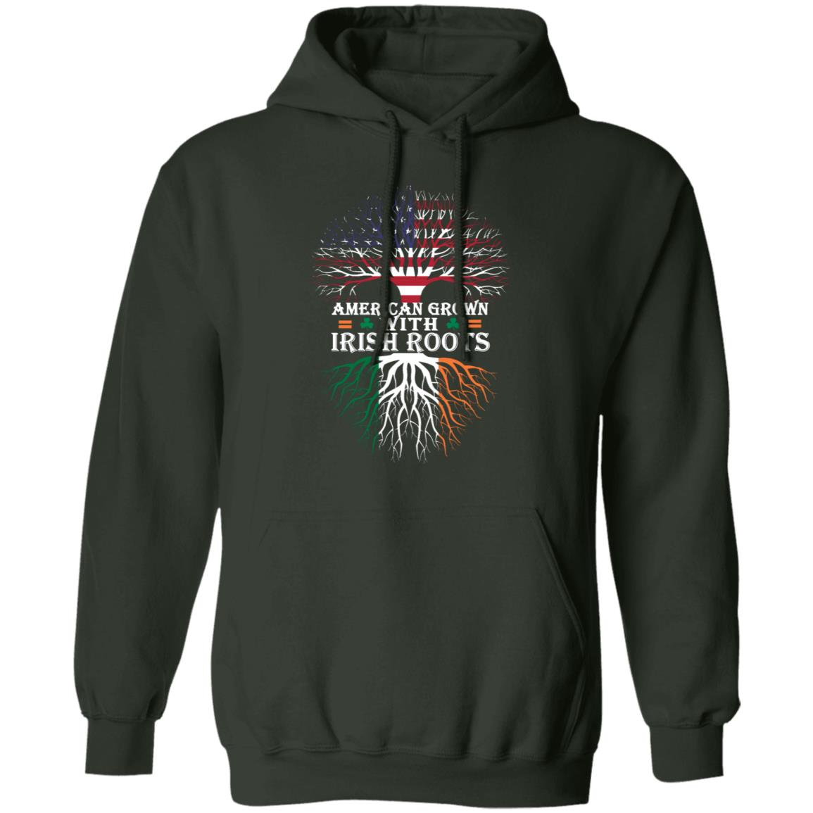 American Grown Irish Roots Ultra Cotton Shirt